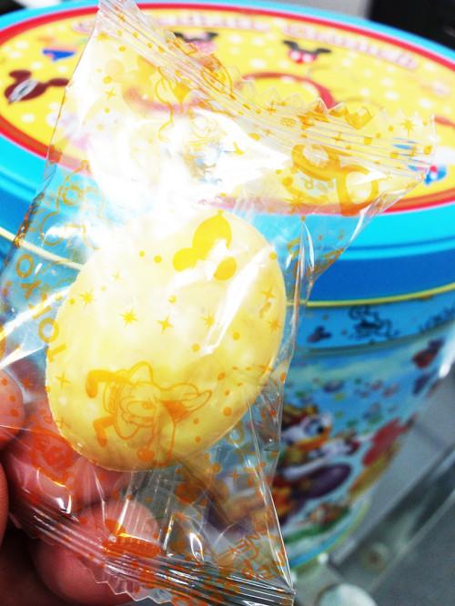 ディズニー 30周年 レモン味 チョコ