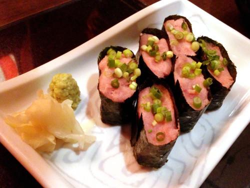 寿司アンルーレット