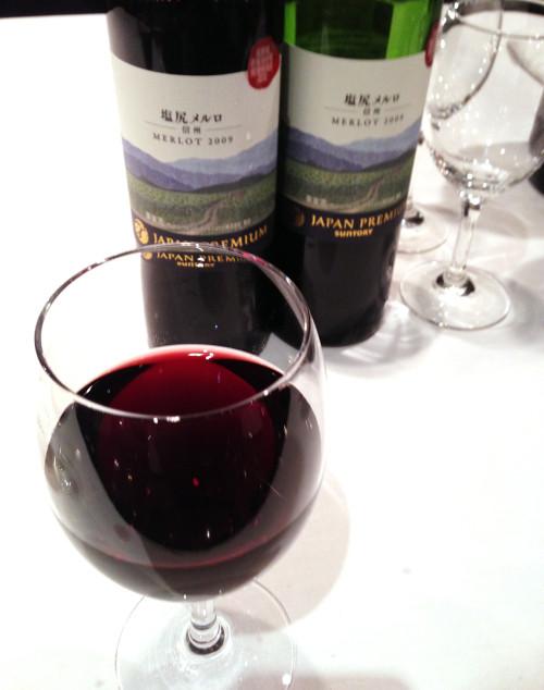 大磯迎賓館 塩尻ワイン