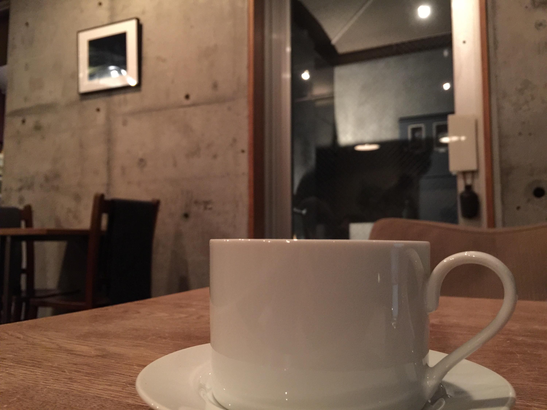 センスの良いカフェと、いいわけばかりの時間