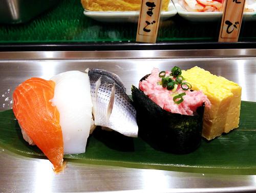 立ち食い寿司 池袋