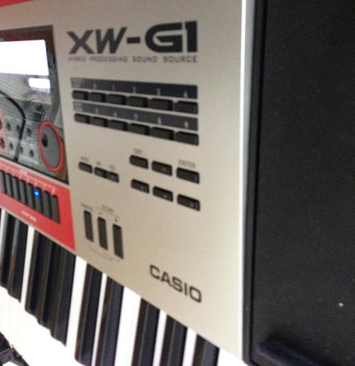 カシオ XW-G1