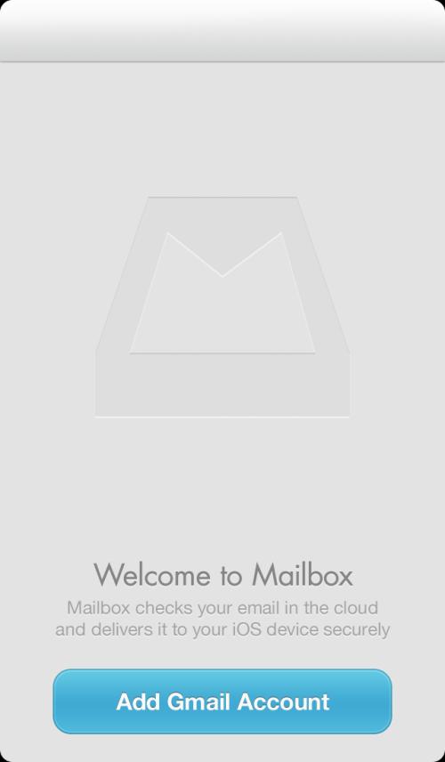 iOS Mailbox