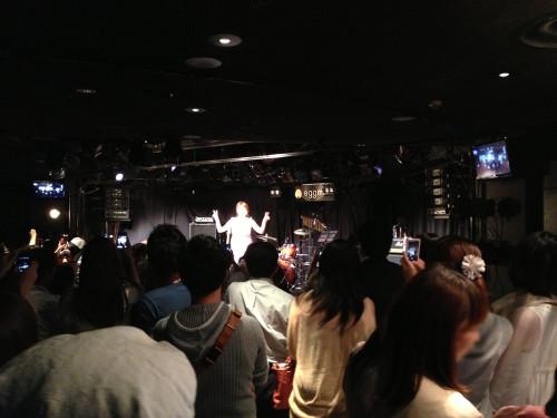erica ワンマンライブ 渋谷