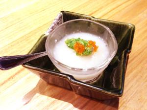 長芋 豆腐